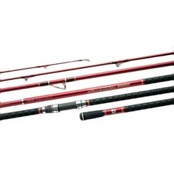 Saltiga Ballistic Surf Spinning Rod, Extra Heavy Power, 25-50lb. Line Class, 13'3""