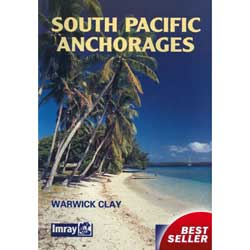Imray Guide South Pacific Anchorages, 2nd Edition