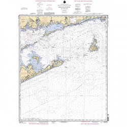 NOAA Training Chart: Long Island Sound/Eastern Portion