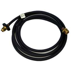 Propane Connect Hose for Propane-Powered Outboard, 10'