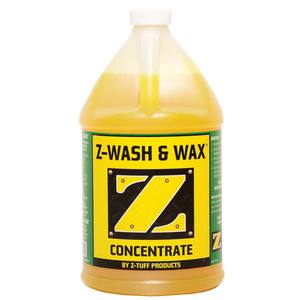 Z-Soap Concentrated Wash & Wax Soap, 1 Gal.