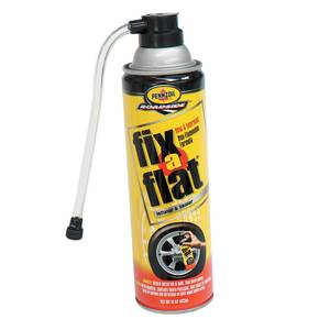 Fix-A-Flat Tire Inflator with Hose