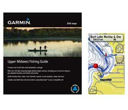 Upper Midwest Fishing Guide DVD