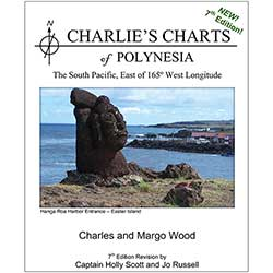 Charlie's Charts of Polynesia 7th Ed.