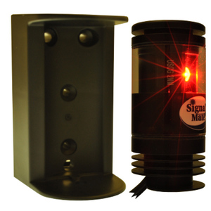 112° Red LED Navigation Light, Port Light