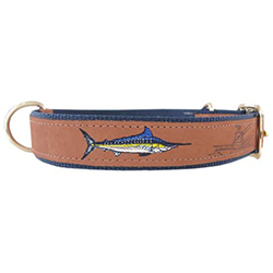 Mariln Embroidered Dog Collar