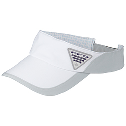 Women's PFG Coolhead Visor, White