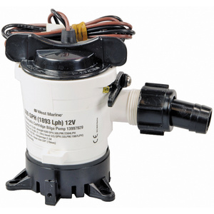Cartridge Bilge Pump, 500 gph