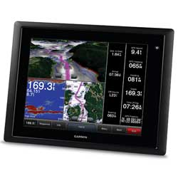 GPSMAP 8212 Glass Helm Multi-Function Display, US Coastal Charts