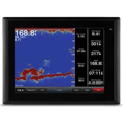 GPSMAP® 8215 Glass Helm Multi-Function Display, US Coastal Charts