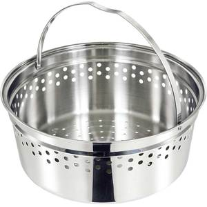 5qt. Nesting Stainless Steel Colander