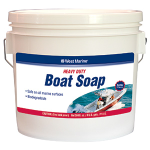 Heavy-Duty Boat Soap, 3 Gallons