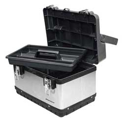 Heavy-Duty Stainless Steel Tool Box