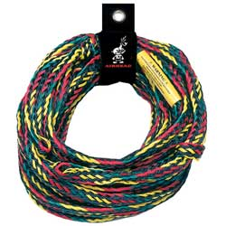Tube Tow Rope, 4 Rider, 4,150 lb.
