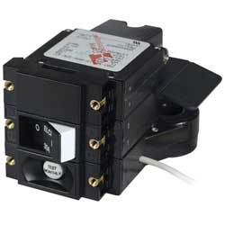 A-Series ELCI Main Circuit Breaker - Double Pole 120V AC 30A