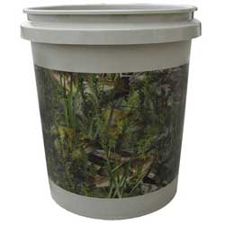 Fishouflage 5-Gallon Bucket
