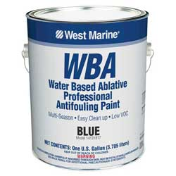 WBA Dual-Biocide Water-Based Ablative Antifouling Paint