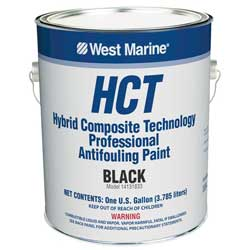 HCT Hard Ablative Dual-Resin Antifouling Paint