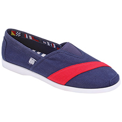 Women's Casual Canvas Boat Shoes