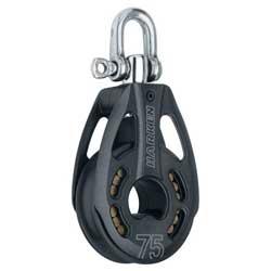 Harken 75mm Black Magic AirBlock, Double Block, MWL(lb.) 5000, Wt.(oz.) 25.7 Sale $727.63 SKU: 14136089 ID# 3233 UPC# 97653264507 :