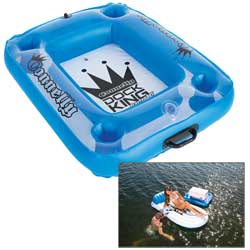 Dock King Bartender Floating Beverage Holder