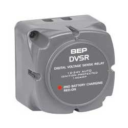 Bep Marine Digital Voltage Sensing Relay (DVSR) 12/24V Sale $87.99 SKU: 14152185 ID# 710-140A UPC# 843687004745 :