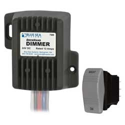 Deck Hand Dimmers, 24V