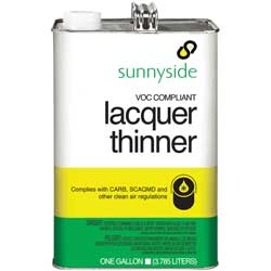 Lacquer Thinner Ga.