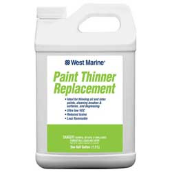Paint Thinner Replacement, 1/2 Gallon