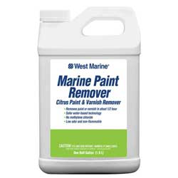Citrus Marine Paint Remover, 1/2 Gallon