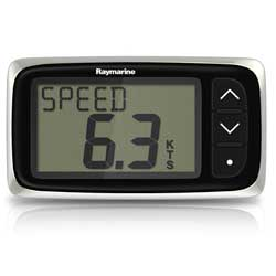 i40 Speed Instrument Display