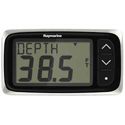 i40 Depth Instrument with Thru-hull Transducer