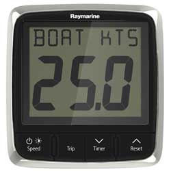 i50 Speed Instrument with Thru-hull Transducer