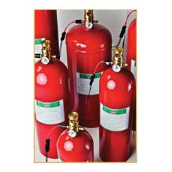 Novec® 1230 Fire Suppression Systems, Disposable