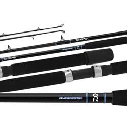 Eliminator Conventional Boat Rod, Medium Heavy Power, 15-30 Line Class, 5'6""