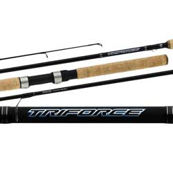 Triforce E 2 Spinning Rods