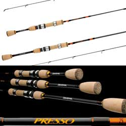 Presso Ultralight Spinning Rods