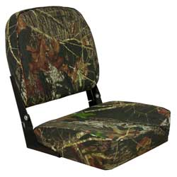 Folding Coach Seat, Mossy Oak