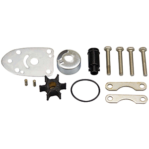 Water Pump Impeller Repair Kit, Lehr 2.5hp