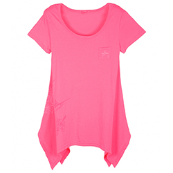 Women's Hibiscus Marlin Tunic