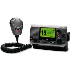 VHF 100 Fixed-Mount Radio, Black