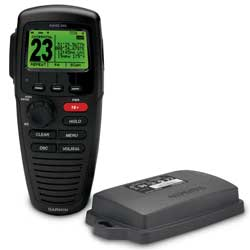 GHS 20 Wireless Remote VHF Handset & Hub, US, Black