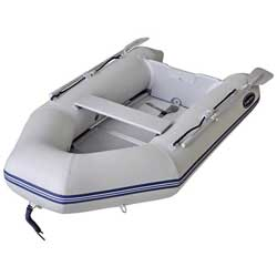PSB-310 Performance Wood Floor Inflatable Sportboat