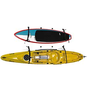 Kayak Wall Sling Storage System