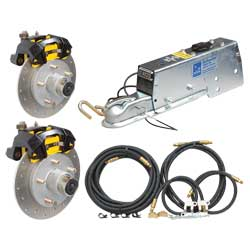 "G5 Disc Brake Installation Kit, 10"", 660 Actuator"