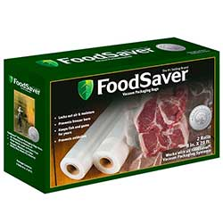 GameSaver 2-Pack, 8 in. x 20 ft. Long Rolled Bags