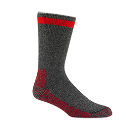 Wigwam Canada Crew Socks Gray Sale $6.77 SKU: 14384424 ID# F2064 067 MD UPC# 48323186858 :