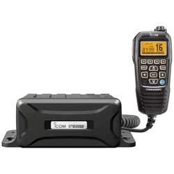 M400BB Black Box DSC VHF Radio—Black CommandMIC IV