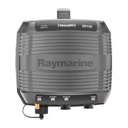 Raymarine Sr150 Sirius Satellite Weather Receiver