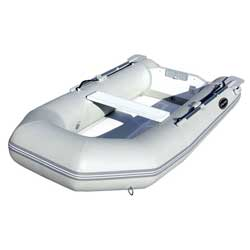 Compact RIB-310 Folding Transom Rigid Inflatable Boat